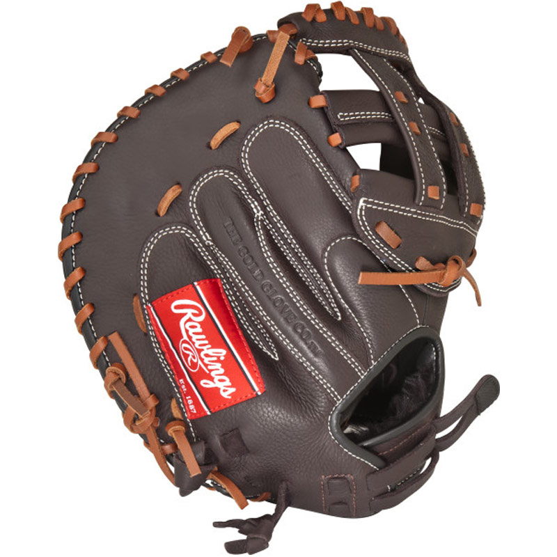 Rawlings Shut Out Fastpitch Softball Catcher's Mitt 33 ...