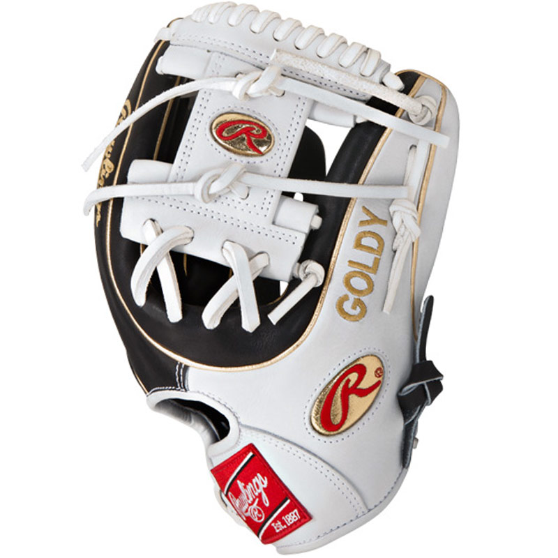 rawlings goldy heart of the hide limited edition baseball glove 11 5