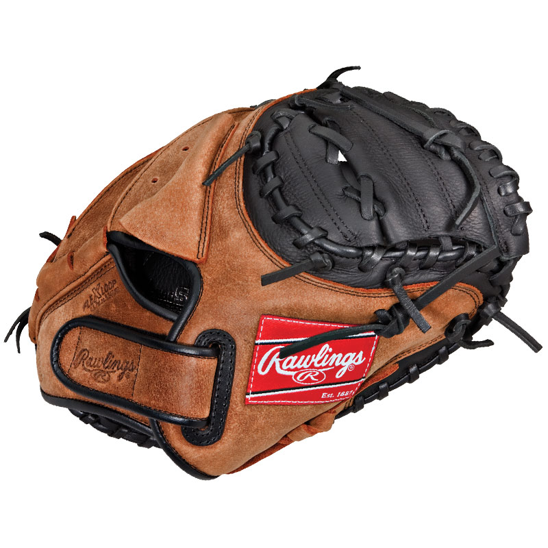 Rawlings RCM325R Player Preferred Series Catchers Mitt 32.5""