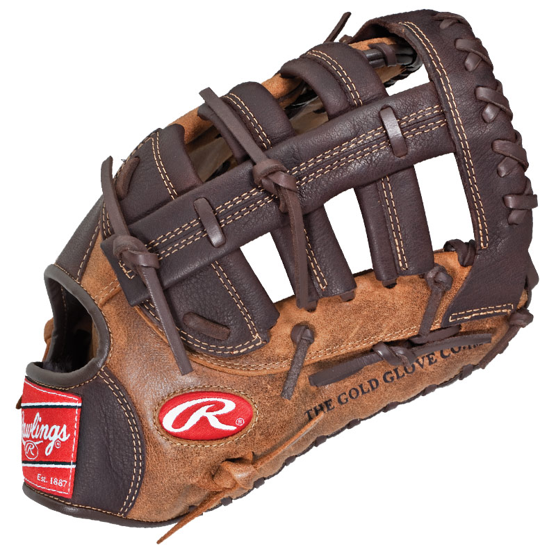 Rawlings RFBDCTC Player Preferred Series First Base Mitt 12.5""