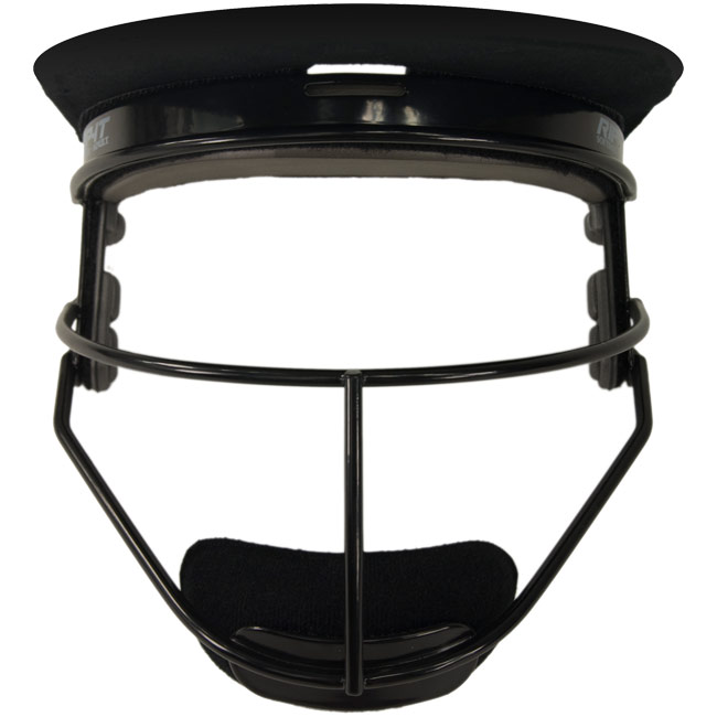 Rip It Blackout Face Mask With Visor DGBOA-13 - Adult