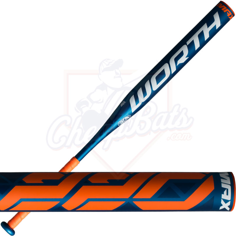 2016 Worth Resmondo 220 Slowpitch Softball Bat Maxload USSSA SB22MU