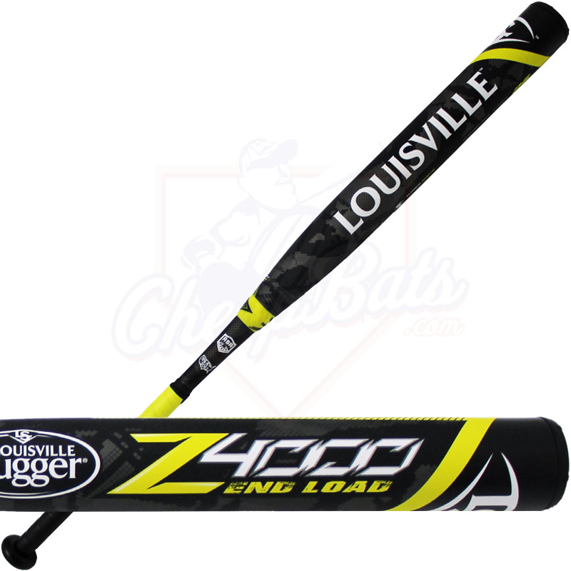2016 Louisville Slugger Z4000 ASA USSSA End Loaded Slowpitch Softball Bat SBZ416A-E