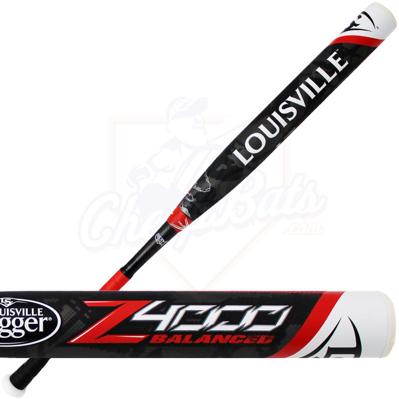 Nouveau 2016 Louisville Slugger Z-4000 bal USSSA SBZ416U-B Softball Bat Toutes Tailles