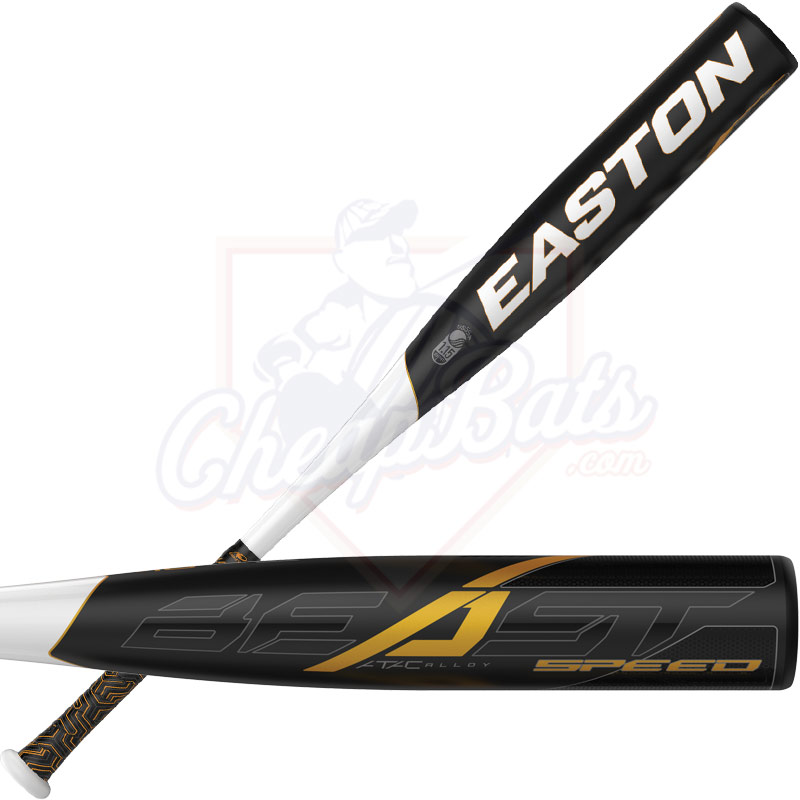 CLOSEOUT 2019 Easton Beast Speed Youth USSSA Baseball Bat -10oz SL19BS10
