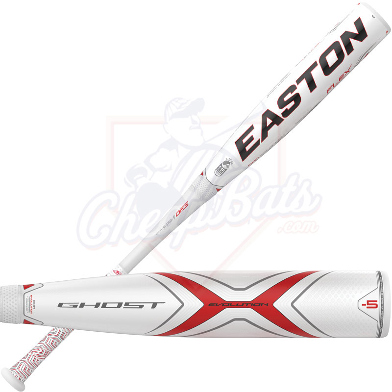 2019 Easton Ghost X Evolution Youth USSSA Baseball Bat -5oz SL19GXE58