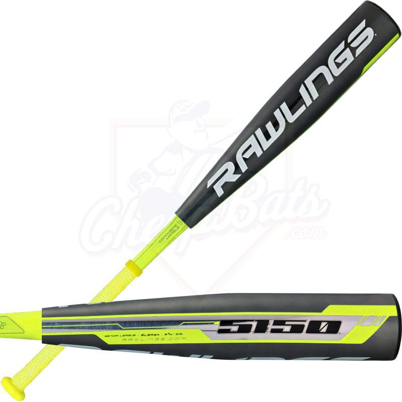 2016 Rawlings 5150 Youth Big Barrel Baseball Bat 2 3 4