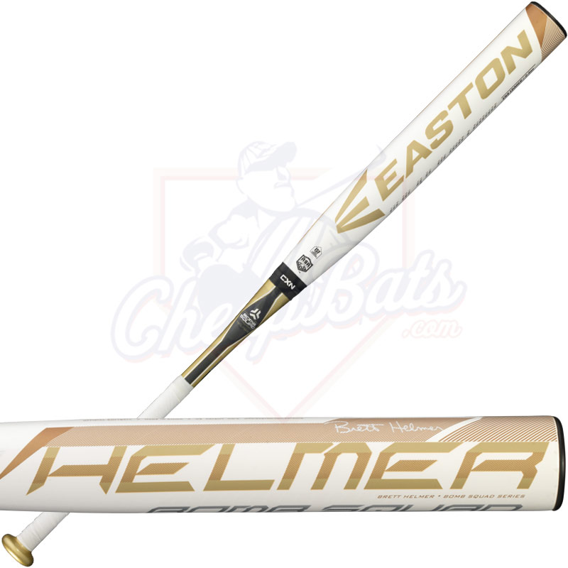 2016 Easton Bomb Squad Brett Helmer Slowpitch Softball Bat ASA End Loaded SP16BHA