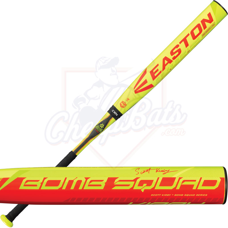 2016 Easton Bomb Squad Scott Kirby Slowpitch Softball Bat ASA End Loaded SP16SKA