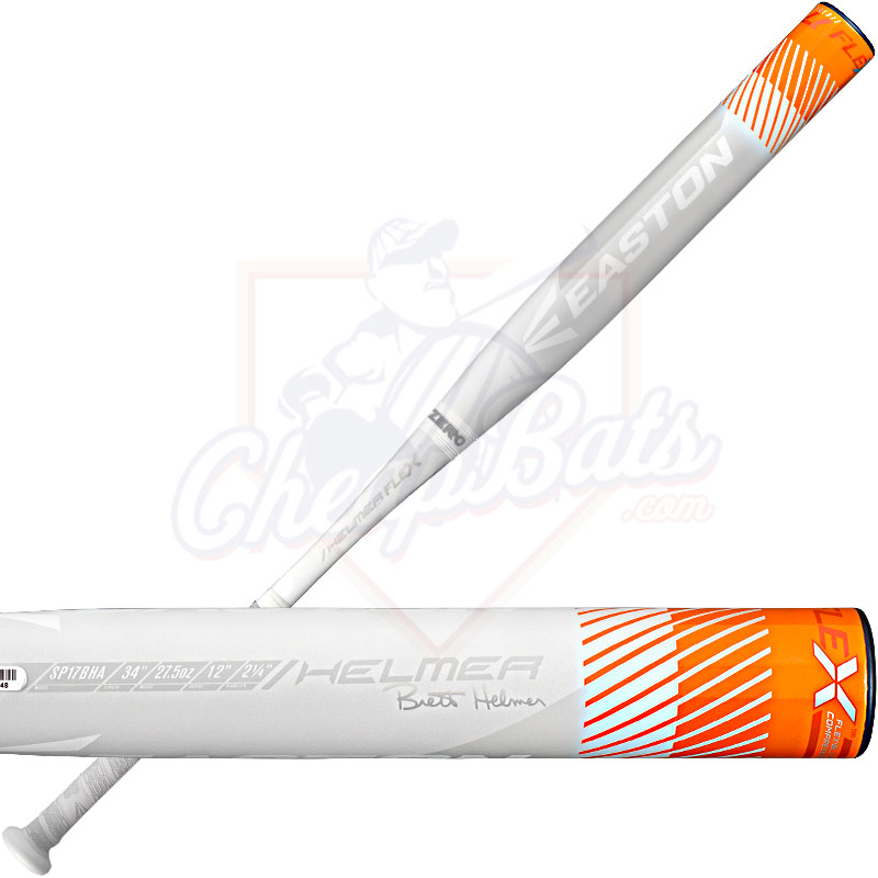 2017 Easton Bomb Squad Brett Helmer Slowpitch Softball Bat ASA End Loaded SP17BHA