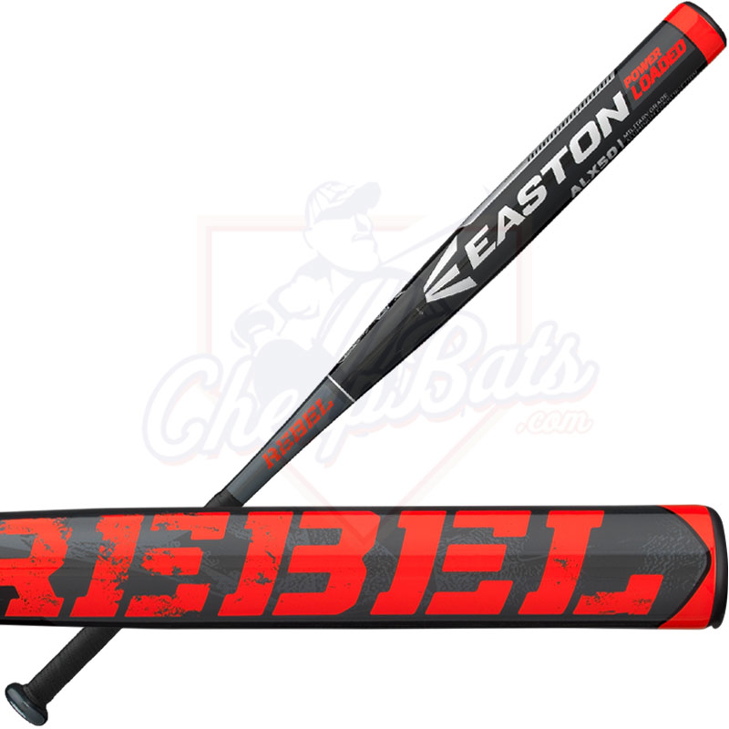 2017 Easton Rebel Slowpitch Softball Bat ASA USSSA End Loaded SP17RB
