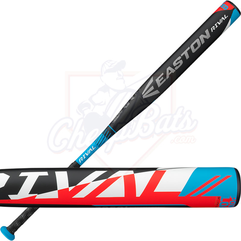 2017 Easton Rival Slowpitch Softball Bat ASA USSSA Balanced SP17RV