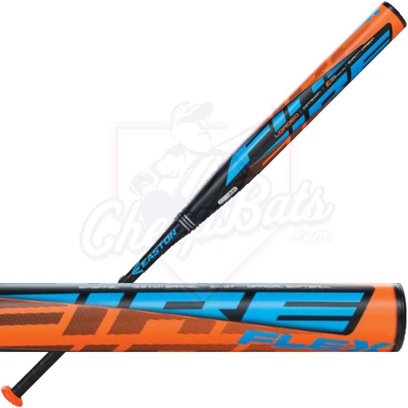 2018 Easton FireFlex Slowpitch Softball Bat End Loaded USSSA SP18FF2L