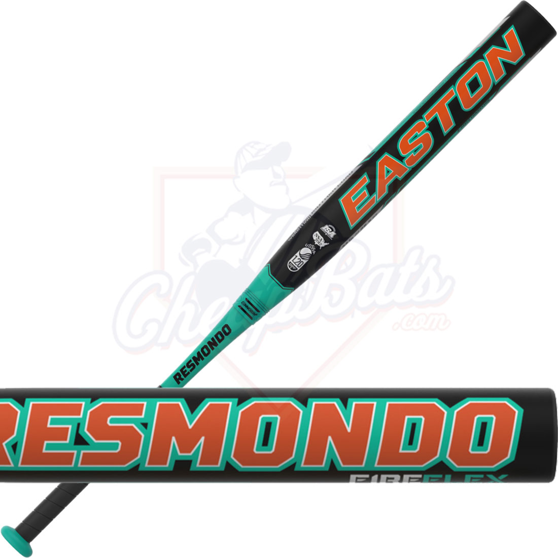 2020 Easton Resmondo Fire Flex Slowpitch Softball Bat Mother Loaded USSSA SP20RESML
