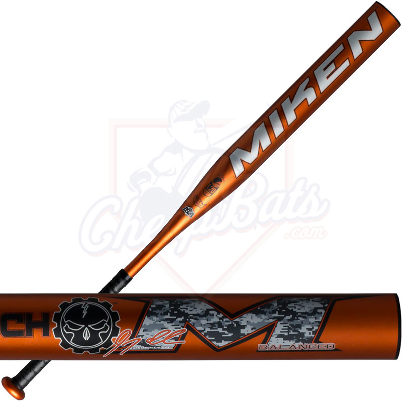 2016 Miken Izzy Psycho Slowpitch Softball Bat Balanced USSSA SYKOBU