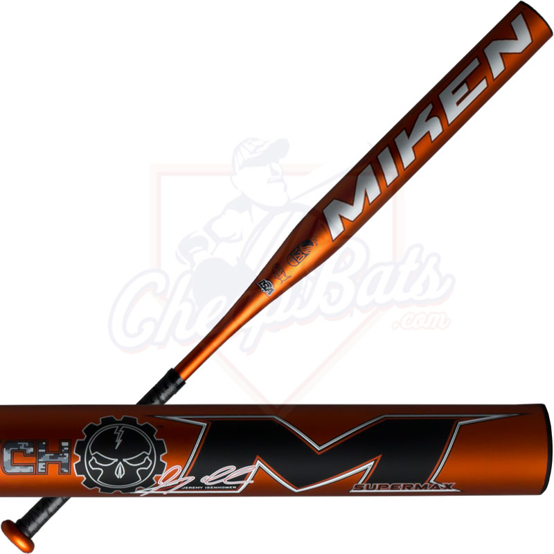 2016 Miken Izzy Psycho Slowpitch Softball Bat Supermax USSSA SYKOMU