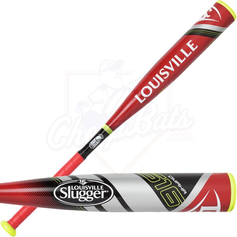 Louisville Slugger 2016 Omaha 516-11 Tee Ball Bat