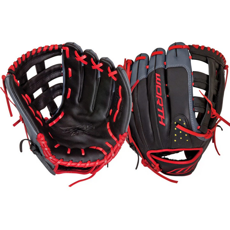 "Worth Toxic Lite Slowpitch Softball Glove 14"" TXL140GS"