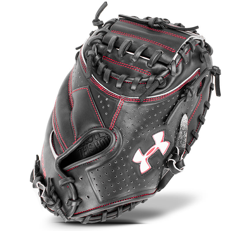 under armour leather gloves