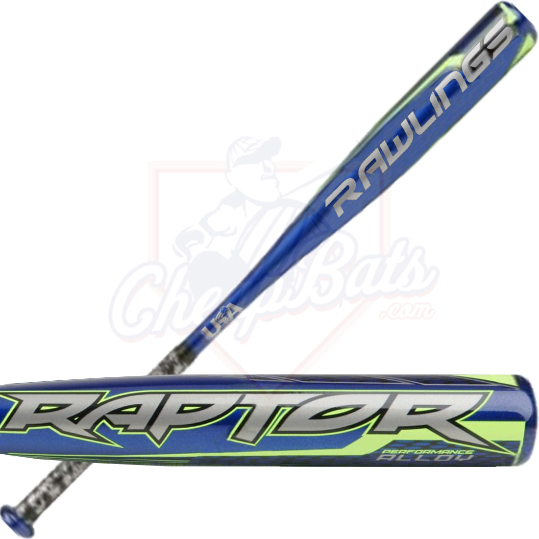 2020 Rawlings Raptor Youth USA Baseball Bat -10oz USZR10