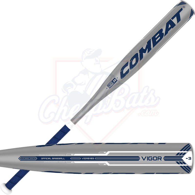 2016 Combat Vigor BBCOR Baseball Bat -3oz VIGAB103