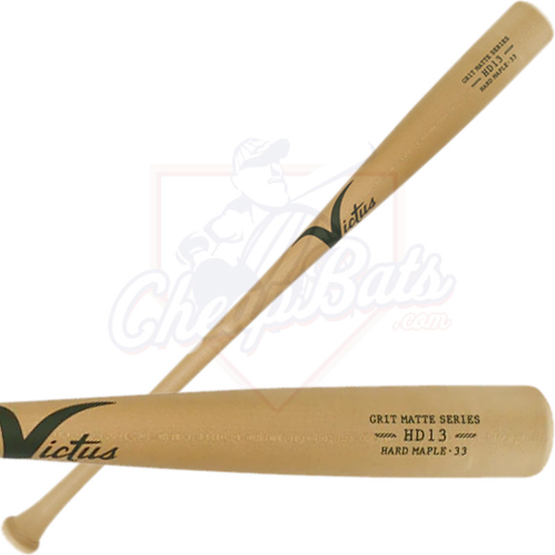 Victus HD13 Grit Matte Reserve Maple Wood Baseball Bat VMRWMHD13-MSD