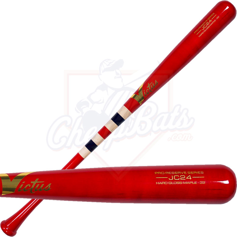 Victus JC24 Pro Reserve Maple Wood Baseball Bat VRWMJC24-RD