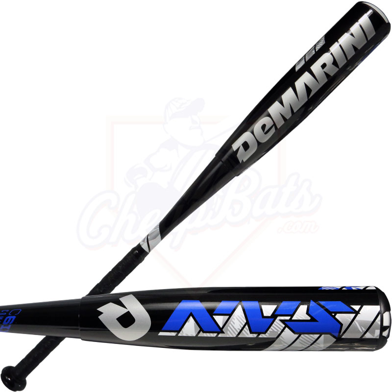 2016 DeMarini NVS VEXXUM Youth Big Barrel Baseball Bat -10oz WTDXVXR-16