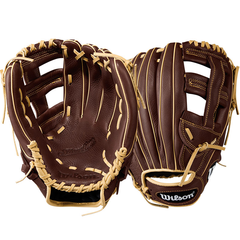 "Wilson Showtime Slowpitch Softball Glove 13"" WTA08RS1713"