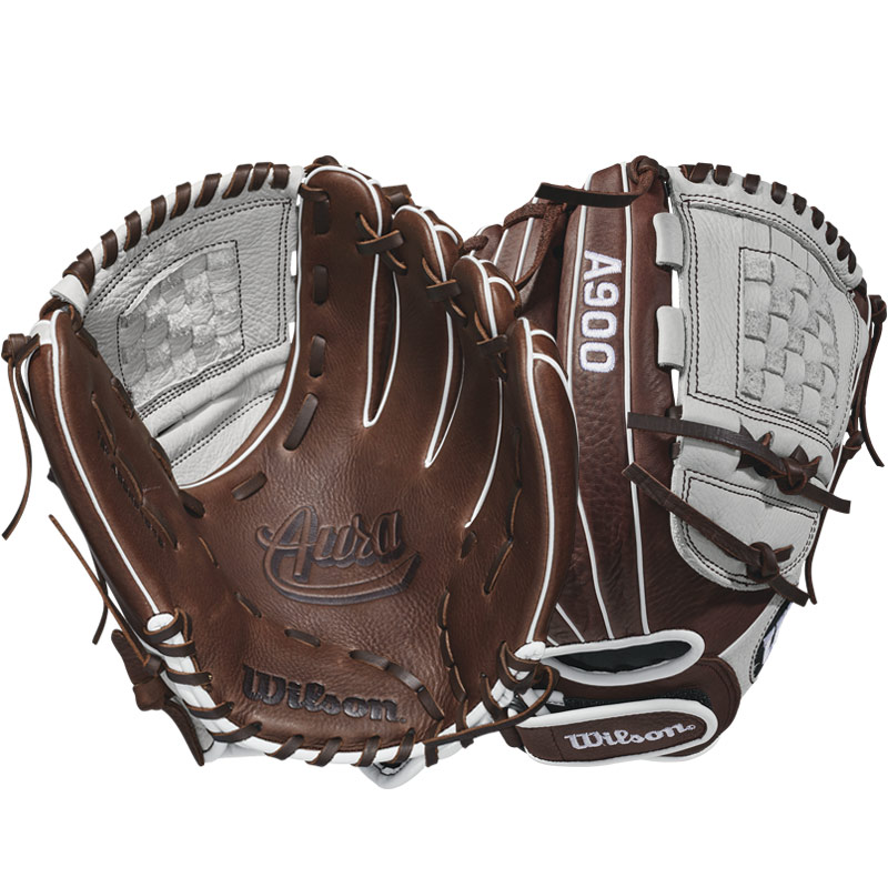 "Wilson A900 Aura Fastpitch Softball Glove 12"" WTA09RF1812"