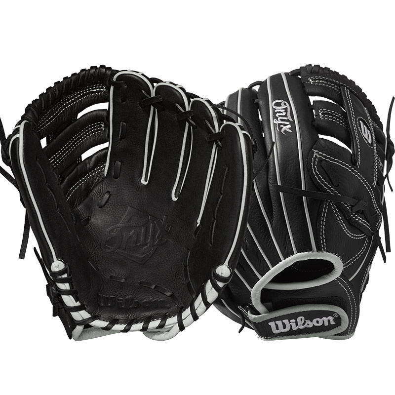 "Wilson Onyx Fastpitch Softball Glove 11.75"" WTA12RF171175"