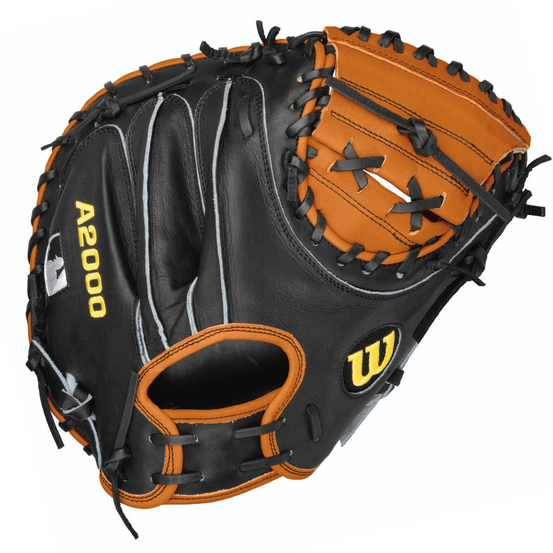 "Wilson A2000 Pudge Catcher\'s Mitt 32.5"" WTA20RB15PUDGE"
