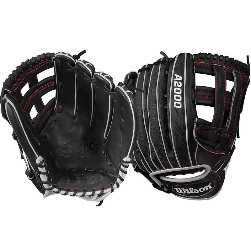 "Wilson A2000 SuperSkin 1799 Baseball Glove 12.75"" WTA20RB171799SS"