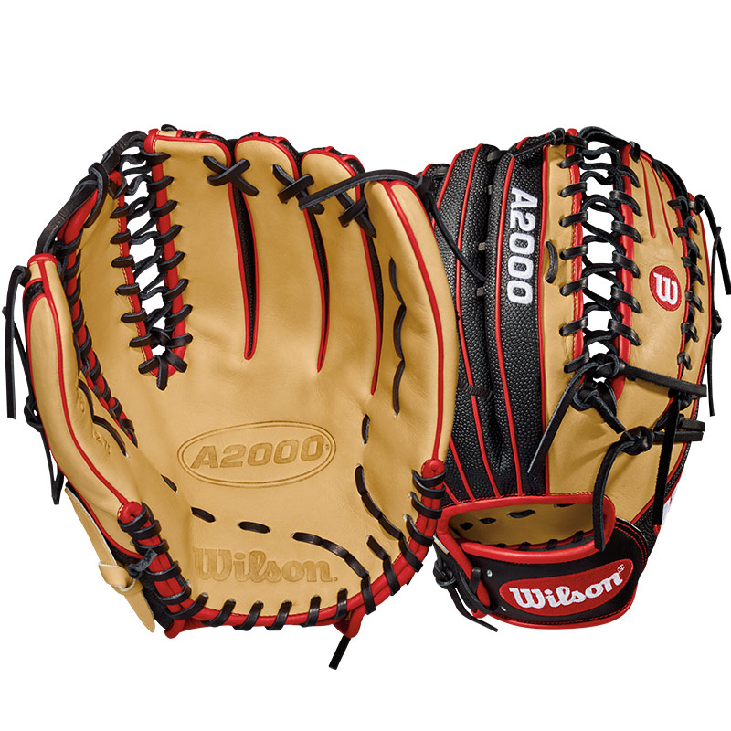"Wilson A2000 SuperSkin OT6 Baseball Glove 12"" WTA20RB18OT6SS"