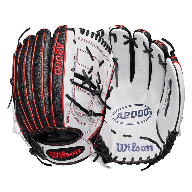 Wilson A2000 SuperSkin Monica Abbott Fastpitch Softball Glove 12 WTA20RF19MA14GM