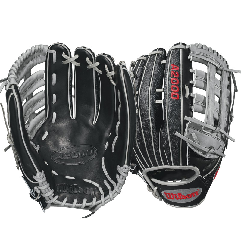 Wilson A2000 SuperSkin Slowpitch Softball Glove 135 WTA20RS18135SS