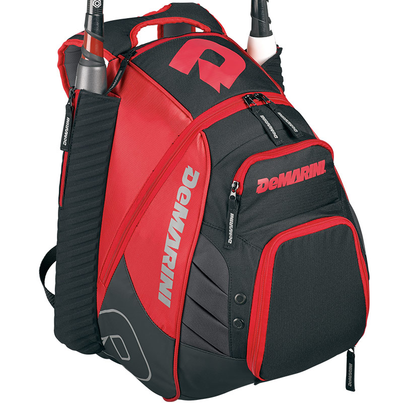 DeMarini VooDoo Rebirth Equipment Backpack WTD9105 49a51dbac1c6