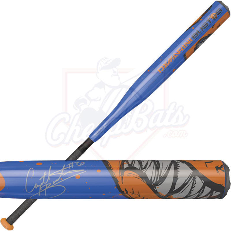 2017 DeMarini Bustos Fastpitch Softball Bat -13oz WTDXBFP-17
