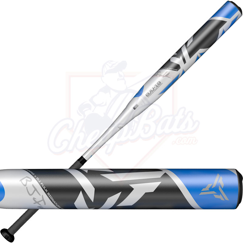 2019 DeMarini BJ Fulk Signature Slowpitch Softball Bat End Loaded USSSA WTDXBJU-19