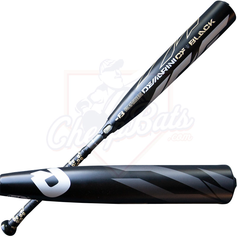 2019 DeMarini CF Zen Black Youth USSSA Baseball Bat -8oz WTDXC8Z-BL