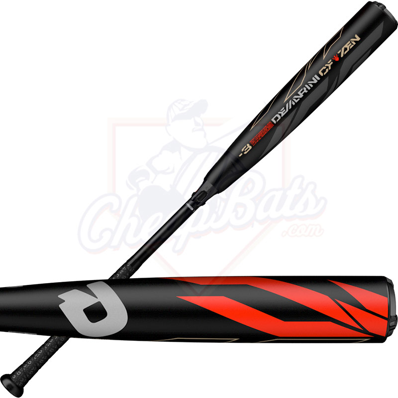 2019 DeMarini CF Zen BBCOR Baseball Bat -3oz WTDXCBC-19