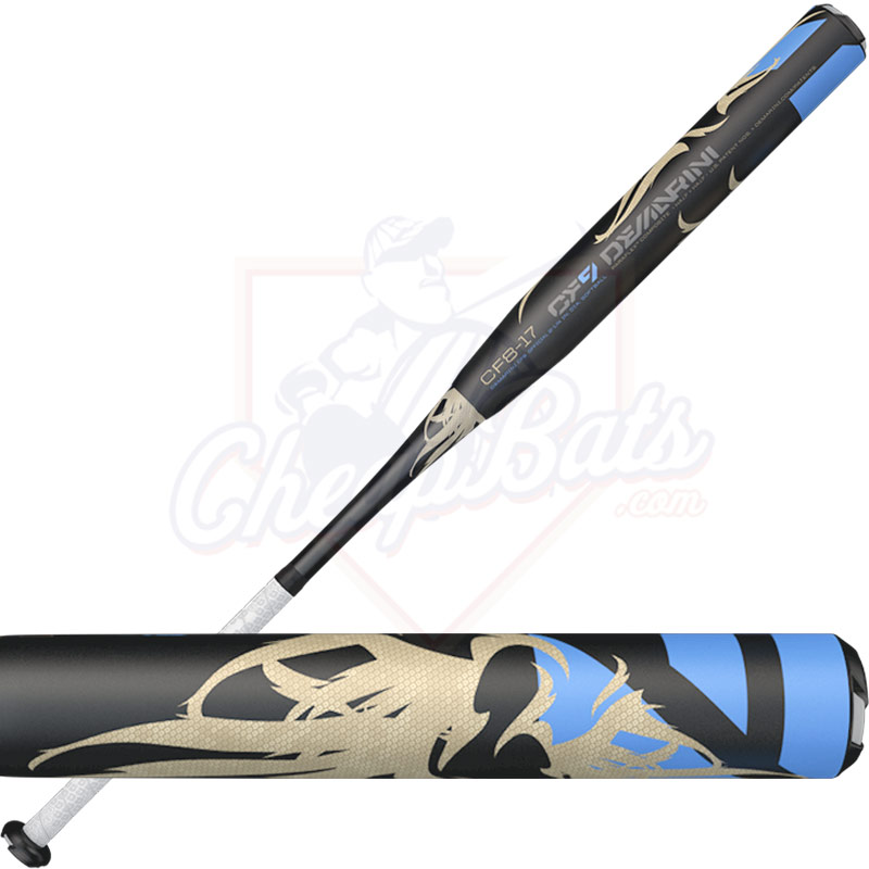 2017 DeMarini CF9 Fastpitch Softball Bat -8oz WTDXCF8-17