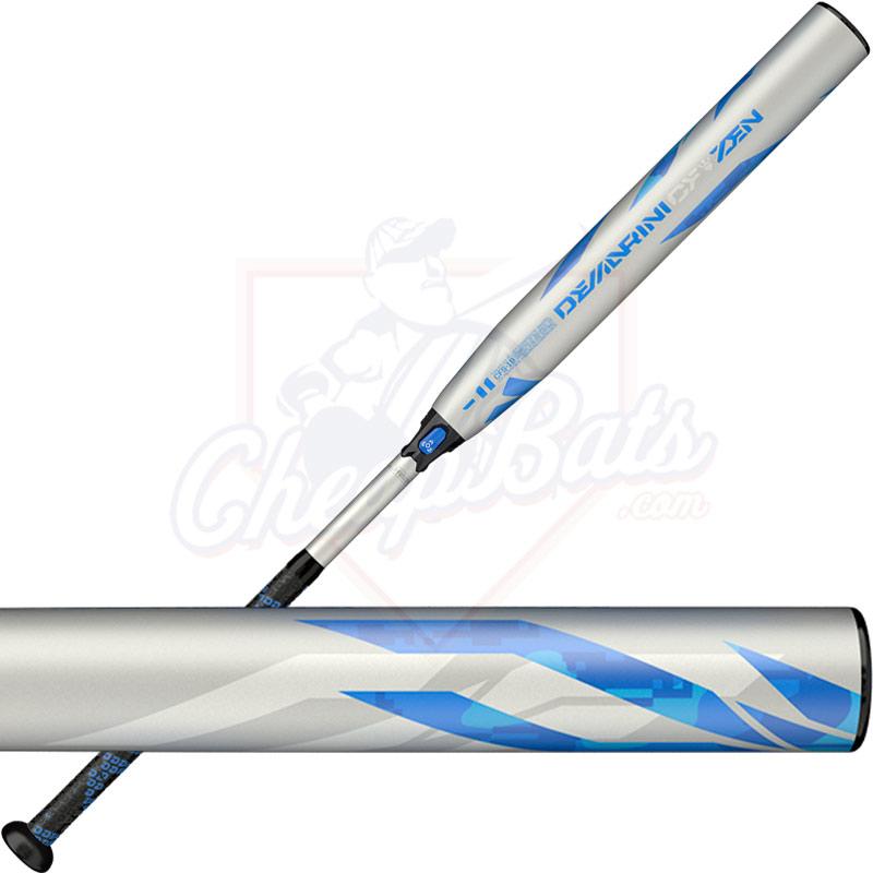 CLOSEOUT 2019 DeMarini CF Zen Fastpitch Softball Bat -11oz WTDXCFS-19