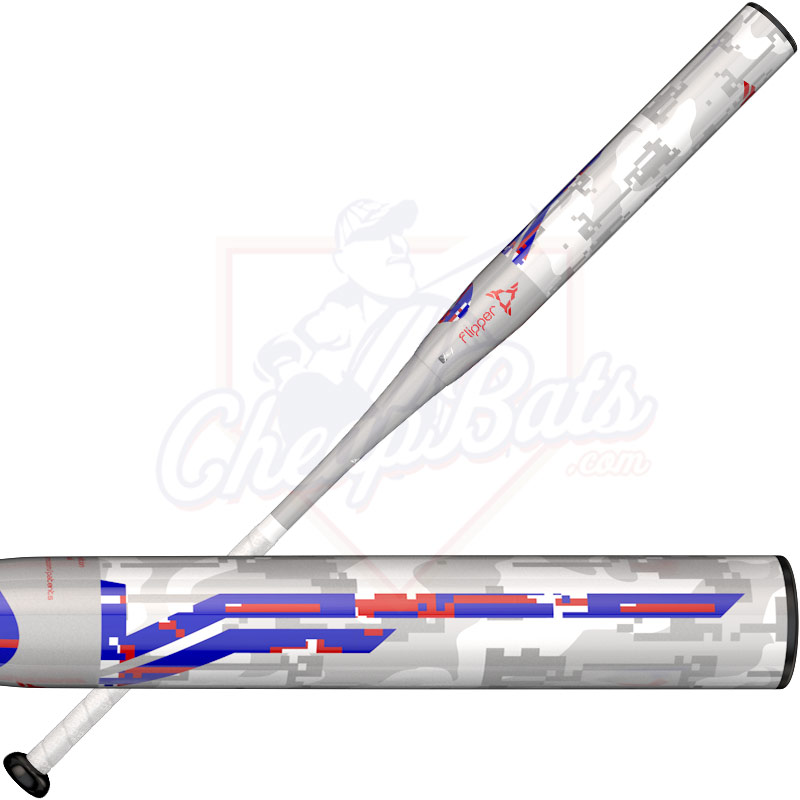 2018 DeMarini Flipper USA Slowpitch Softball Bat End Loaded ASA WTDXFLA-18
