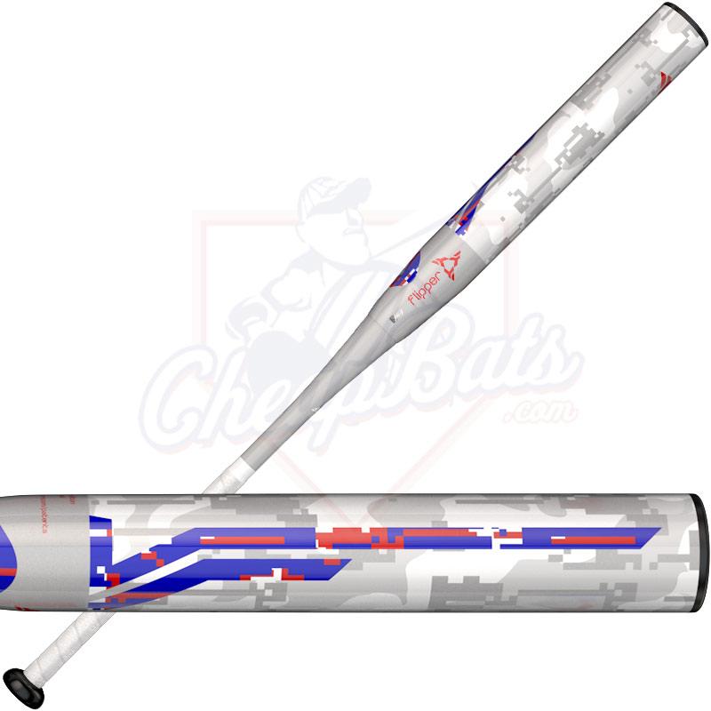 2018 DeMarini Flipper USA Slowpitch Softball Bat End Loaded ASA WTDXFLA-18
