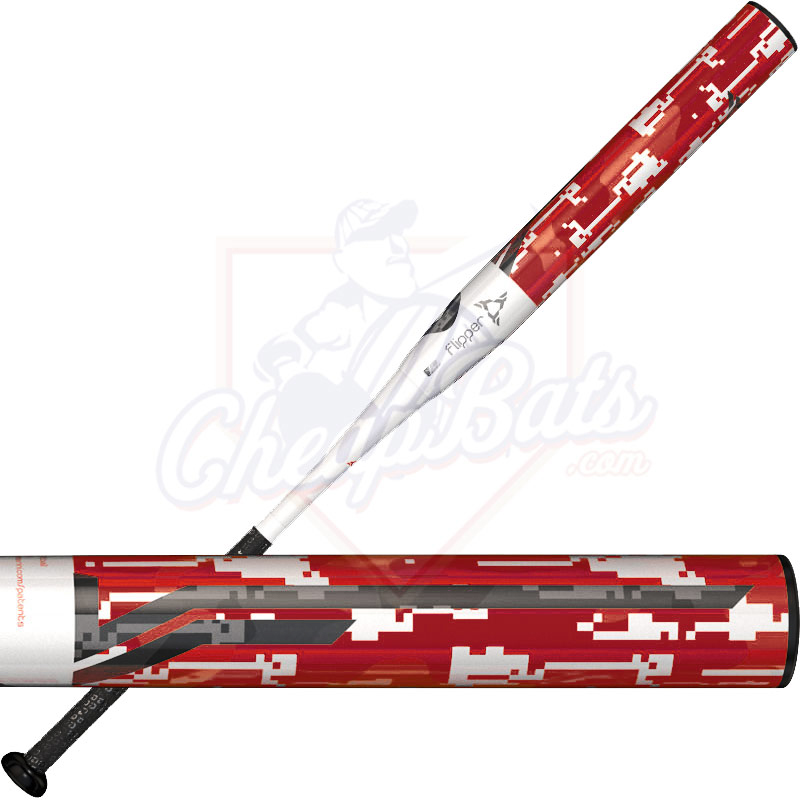 2018 DeMarini Flipper OG Slowpitch Softball Bat Balanced ASA WTDXFLS-18