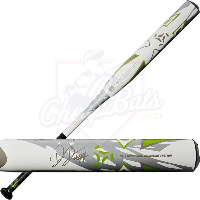 2020 DeMarini Dale Brungardt Signature Slowpitch Softball Bat End Loaded  ASA WTDXNTD-20
