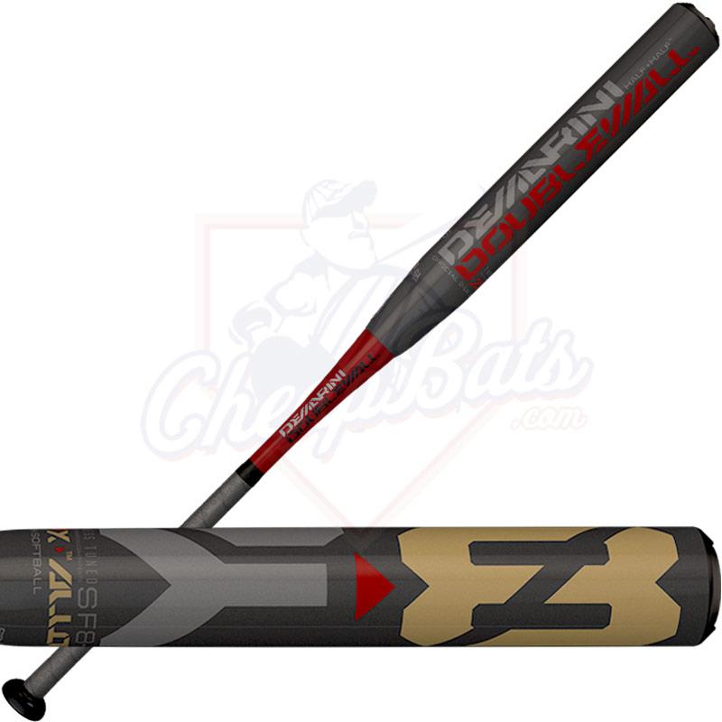 2016 Demarini Sf8 Slowpitch Softball Bat Asa Usssa Wtdxsf8 16