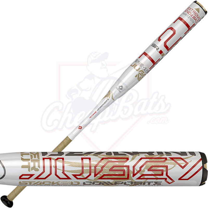 2016 DeMarini Juggy Senior Slowpitch Softball Bat SSUSA End Loaded  WTDXSNE-16