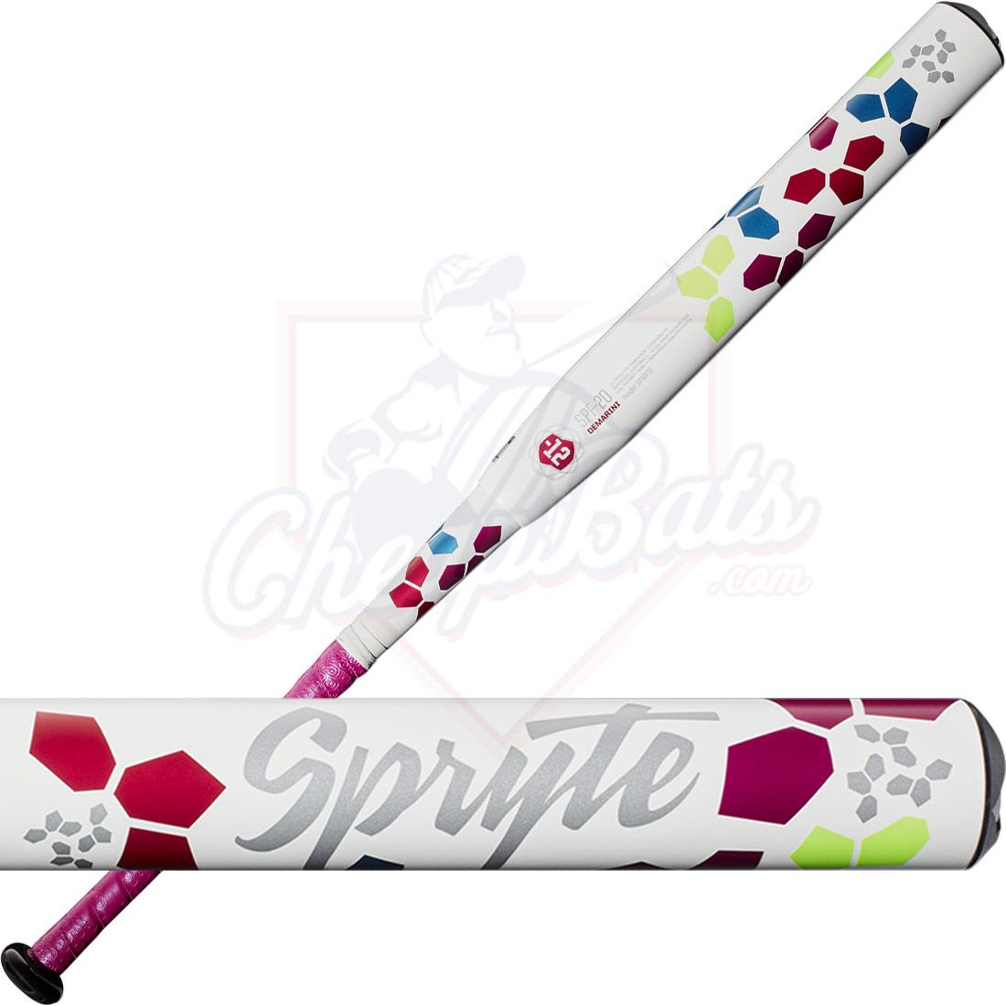2020 DeMarini Spryte Fastpitch Softball Bat -12oz WTDXSPF-20